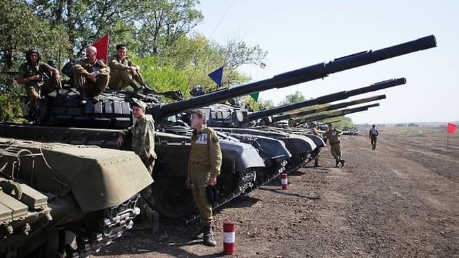 Ukraine ớn Nga thổi bùng lửa chiến ở Donbass ảnh 1