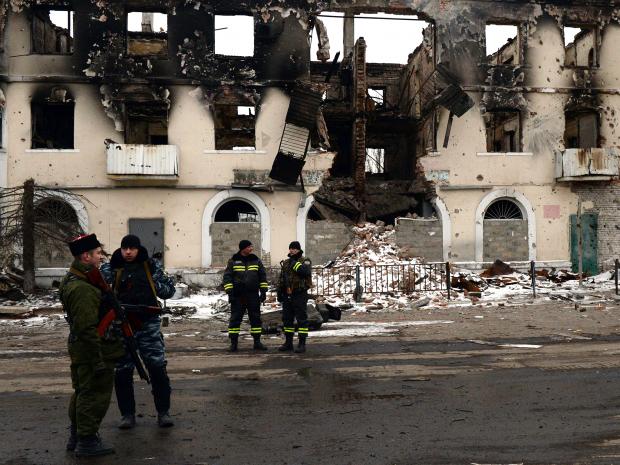 Ukraine ớn Nga thổi bùng lửa chiến ở Donbass ảnh 3
