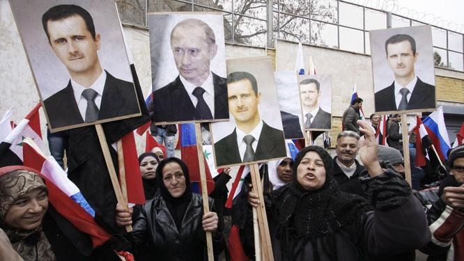 """Nga sa """"thế khó"""" trên chiến trường Syria ảnh 3"""