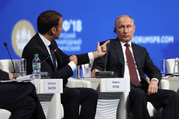 Ván đấu siêu cường: Mỹ - Nga tranh hùng tại Syria, Ukraine ảnh 3