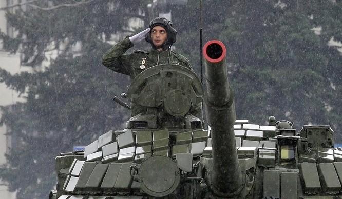Ván đấu siêu cường: Mỹ - Nga tranh hùng tại Syria, Ukraine ảnh 1