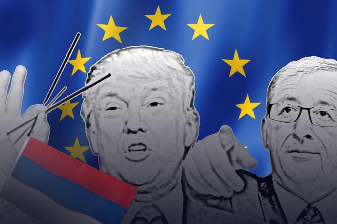 Ván đấu siêu cường: Mỹ, Nga tranh hùng, châu Âu sa thế khó ảnh 2