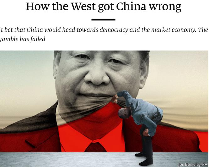 Báo Mỹ: Chúng ta đã lầm về Trung Quốc, bây giờ thì sao? ảnh 1
