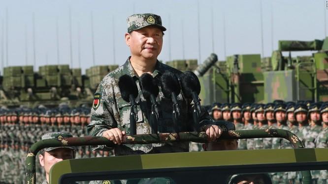 Ác mộng kịch bản đại chiến Mỹ, Trung Quốc năm 2030 ảnh 1