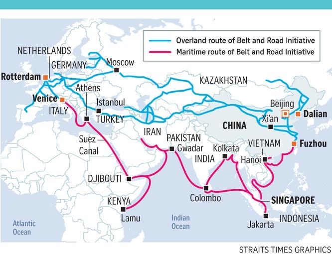 Ukraine sa vòng tay Trung Quốc ảnh 5