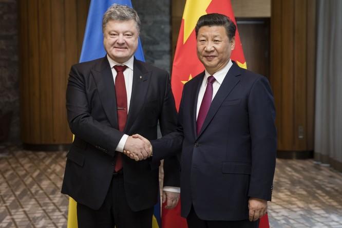 Ukraine sa vòng tay Trung Quốc ảnh 1