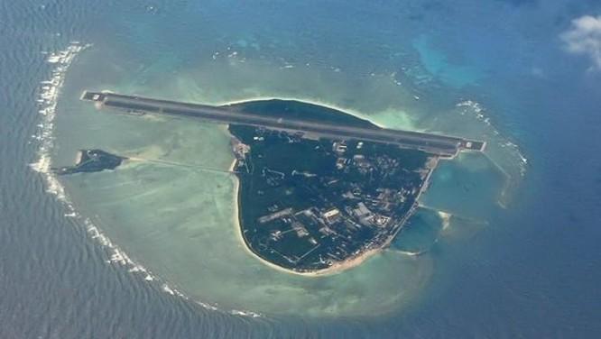 """Biển Đông: Cảnh giác với """"chiến tranh chính trị"""" của Trung Quốc ảnh 1"""
