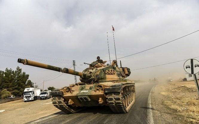 """Cờ tàn Syria, Mỹ sa """"bãi mìn"""" ảnh 1"""