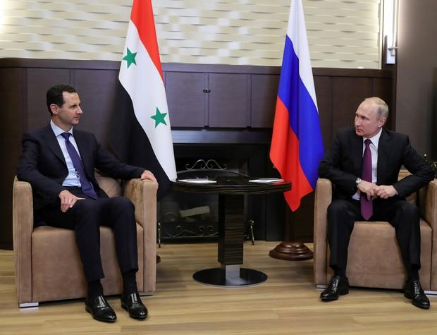 Ván cờ Syria ra sao trên bàn thượng đỉnh Putin-Trump? ảnh 2