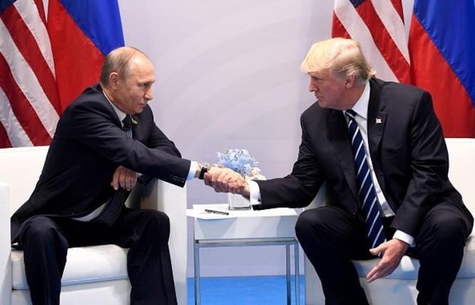 Ván cờ Syria ra sao trên bàn thượng đỉnh Putin-Trump? ảnh 1