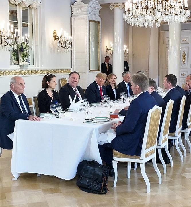 Trực tiếp cuộc họp thượng đỉnh Nga-Mỹ ảnh 14