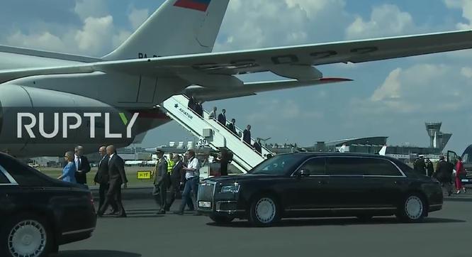 Trực tiếp cuộc họp thượng đỉnh Nga-Mỹ ảnh 5