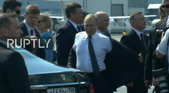 Trực tiếp cuộc họp thượng đỉnh Nga-Mỹ ảnh 7