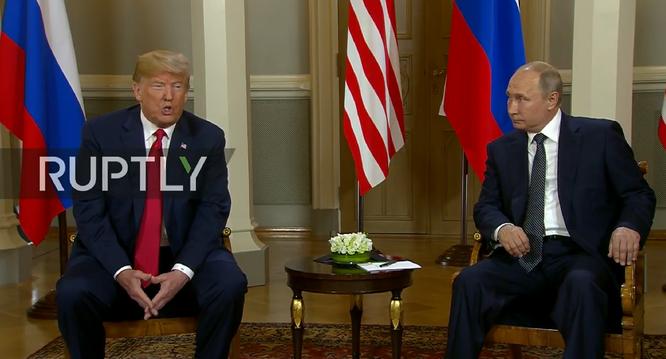 Trực tiếp cuộc họp thượng đỉnh Nga-Mỹ ảnh 13