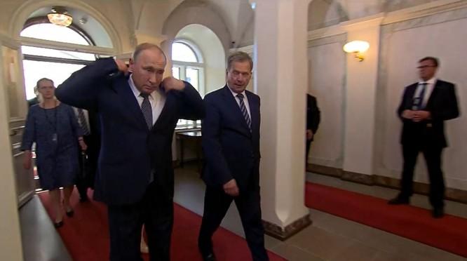 Trực tiếp cuộc họp thượng đỉnh Nga-Mỹ ảnh 12