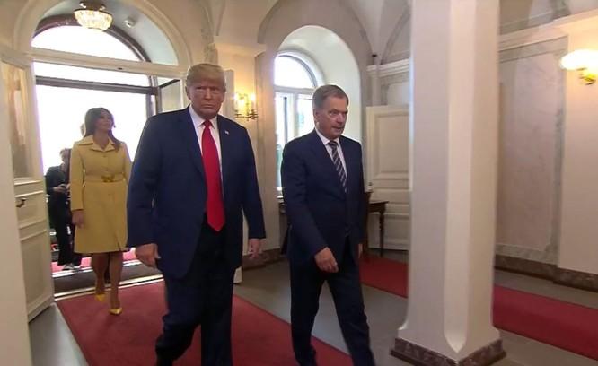 Trực tiếp cuộc họp thượng đỉnh Nga-Mỹ ảnh 11