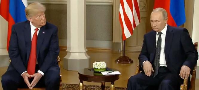 Ông Trump và ông Putin đã bàn thảo gì trong cuộc họp thượng đỉnh tại Helsinki? ảnh 2