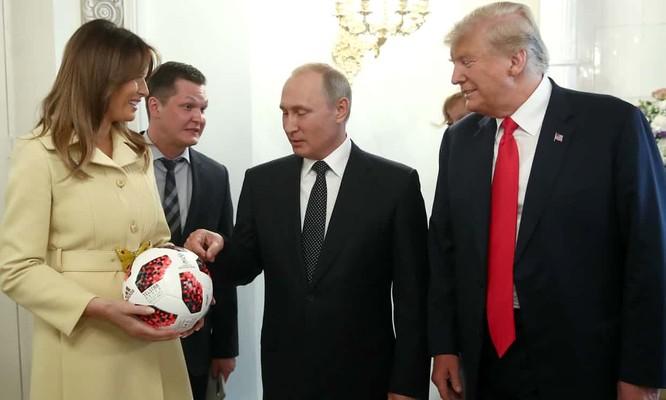 Ông Trump và ông Putin đã bàn thảo gì trong cuộc họp thượng đỉnh tại Helsinki? ảnh 5