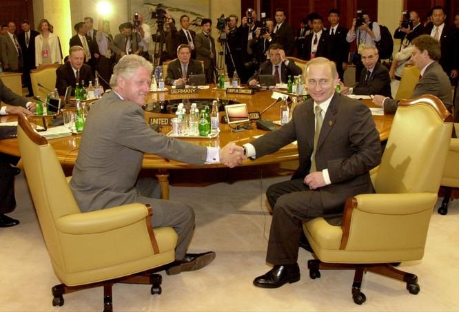 Putin gặp 4 đời tổng thống Mỹ: Chuyện gì đã xảy ra? ảnh 1