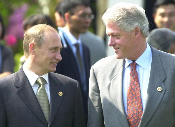 Putin gặp 4 đời tổng thống Mỹ: Chuyện gì đã xảy ra? ảnh 2