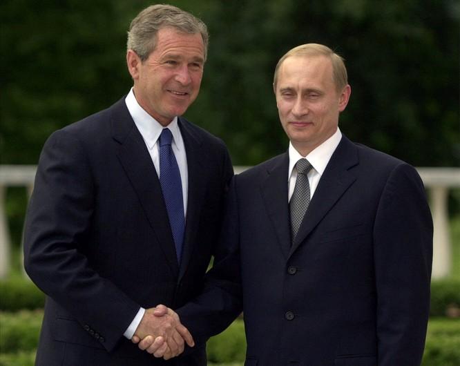 Putin gặp 4 đời tổng thống Mỹ: Chuyện gì đã xảy ra? ảnh 3