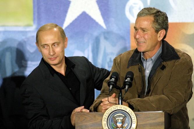 Putin gặp 4 đời tổng thống Mỹ: Chuyện gì đã xảy ra? ảnh 4