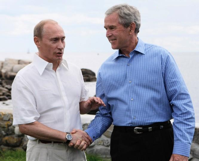 Putin gặp 4 đời tổng thống Mỹ: Chuyện gì đã xảy ra? ảnh 5