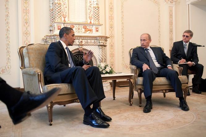 Putin gặp 4 đời tổng thống Mỹ: Chuyện gì đã xảy ra? ảnh 6