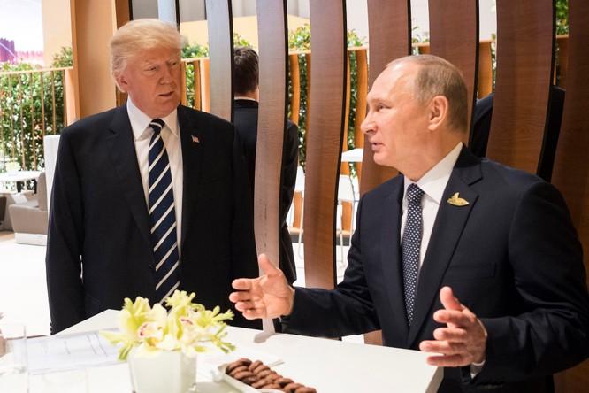 Putin gặp 4 đời tổng thống Mỹ: Chuyện gì đã xảy ra? ảnh 11