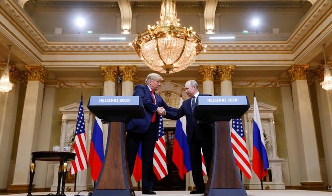 Putin gặp 4 đời tổng thống Mỹ: Chuyện gì đã xảy ra? ảnh 13