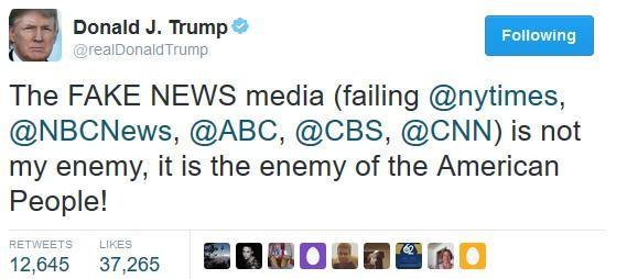 Hơn 52 triệu người theo dõi: Quyền lực Donald Trump qua mạng xã hội ảnh 6