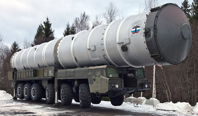 Dàn siêu vũ khí Nga khiến Mỹ-NATO lạnh gáy ảnh 1