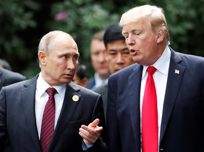 """Putin """"trên cơ"""" Trump trong ván đấu Helsinki? ảnh 3"""