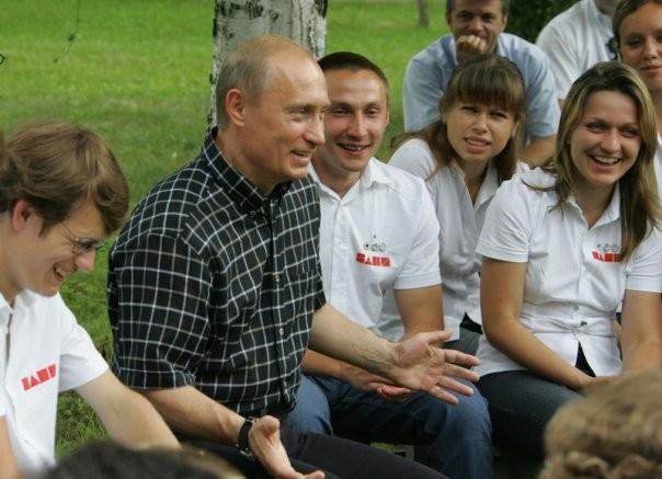 """V.Putin lèo lái đất nước: Giới trẻ muốn Nga thành siêu cường, không """"chơi"""" với Mỹ bằng mọi giá ảnh 3"""
