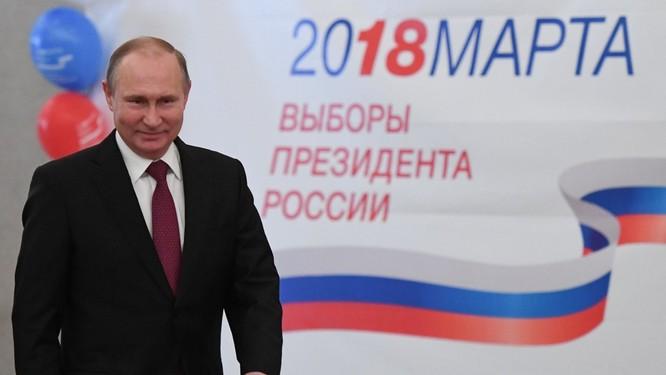 """Báo Mỹ: Putin khiến nước Nga """"vĩ đại lần nữa"""" ảnh 5"""