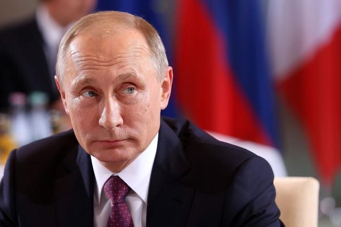 """Báo Mỹ: Putin khiến nước Nga """"vĩ đại lần nữa"""" ảnh 1"""