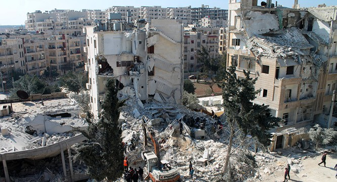 Trận đại chiến cuối cùng tại Syria trước giờ G: Mỹ, Nga, Thổ Nhĩ Kỳ ráo riết dàn binh ảnh 2