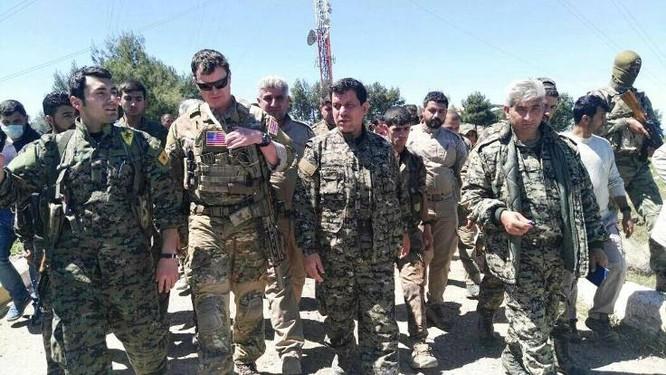 Trận đại chiến cuối cùng tại Syria trước giờ G: Mỹ, Nga, Thổ Nhĩ Kỳ ráo riết dàn binh ảnh 8