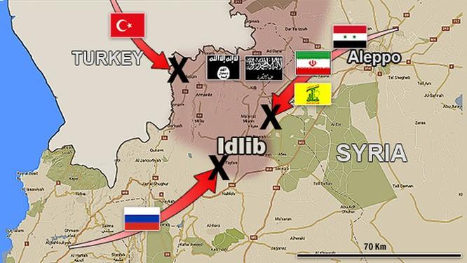 Giờ G đại chiến Syria: Nga hướng đến chiến thắng quyết định ảnh 2