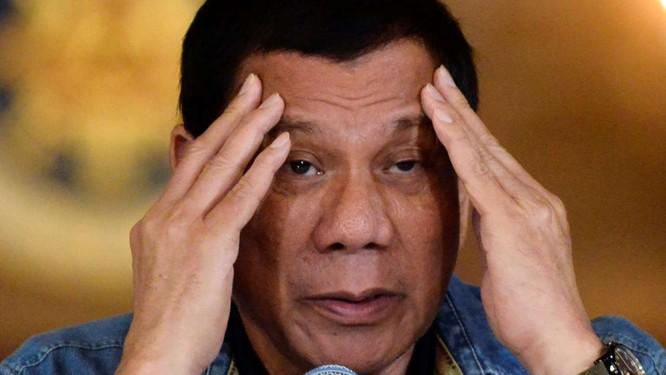 """Khuấy động Biển Đông, Trung Quốc giúp """"hâm nóng"""" tình đồng minh Mỹ-Philippines ảnh 1"""