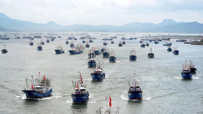 """Mỹ báo động về """"hạm đội thứ 3"""" nguy hiểm của Trung Quốc ảnh 3"""