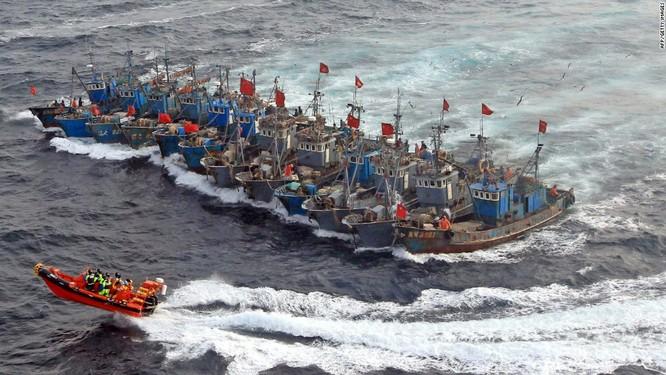 """Mỹ báo động về """"hạm đội thứ 3"""" nguy hiểm của Trung Quốc ảnh 2"""