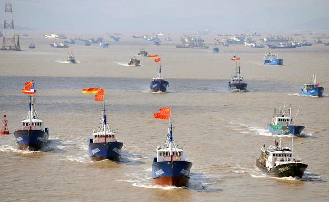 """Mỹ báo động về """"hạm đội thứ 3"""" nguy hiểm của Trung Quốc ảnh 1"""