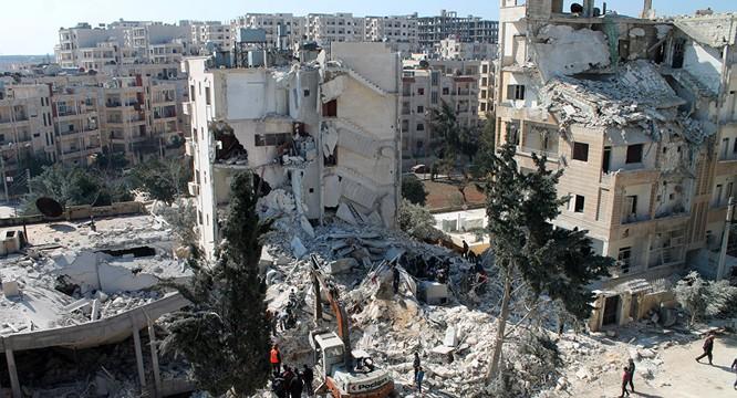 Nga-Syria quyết triệt hạ sào huyệt thánh chiến Idlib: Phớt lờ Mỹ-Phương Tây đe dọa ảnh 1