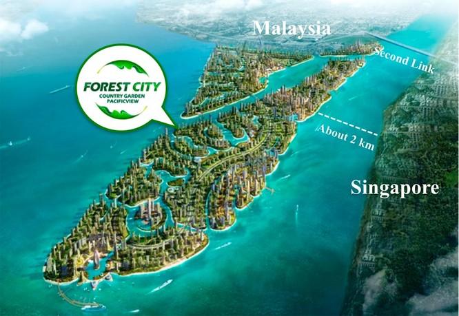 """Lý do thủ tướng Malaysia """"đóng cửa"""" siêu dự án 100 tỷ USD của Trung Quốc ảnh 3"""