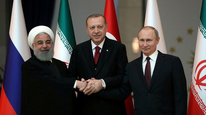 Putin và trận đại chiến cuối cùng ở Syria ảnh 1