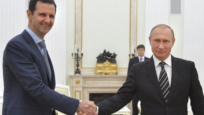 Nga ra đòn tại Syria giành thế siêu cường, Putin khiến Mỹ-phương Tây choáng váng (P.2) ảnh 1