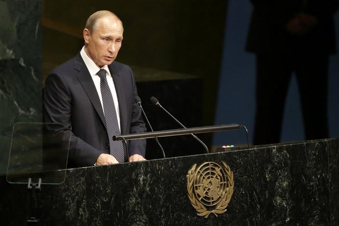 Nga phá trận Syria giành thế siêu cường, Putin khiến Mỹ-phương Tây trở tay không kịp (P.1) ảnh 1