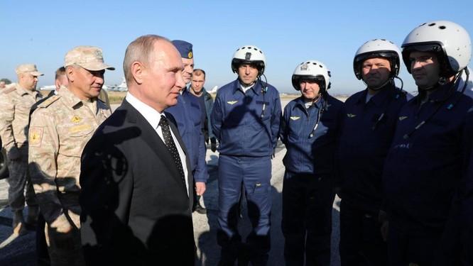 Nga ra đòn tại Syria giành thế siêu cường, Putin khiến Mỹ-phương Tây choáng váng (P.2) ảnh 7