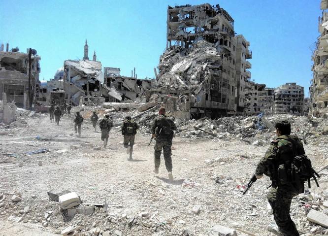 Nga ra đòn tại Syria giành thế siêu cường, Putin khiến Mỹ-phương Tây choáng váng (P.2) ảnh 2